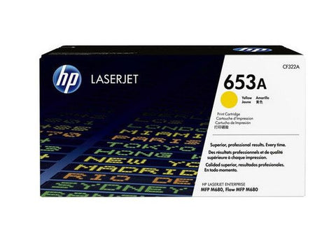 HP 653A Original LaserJet Toner Cartridge