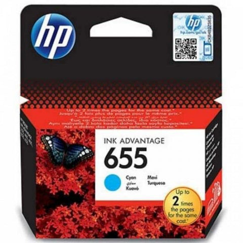 HP 655 Original Ink Advantage Cartridge