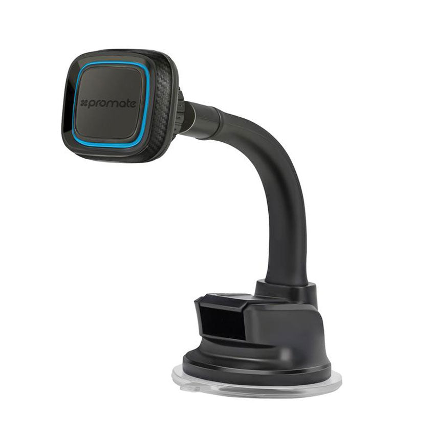 Promate MagMount-4 360 Degree Rotatable Magnetic Car Dashboard Mount