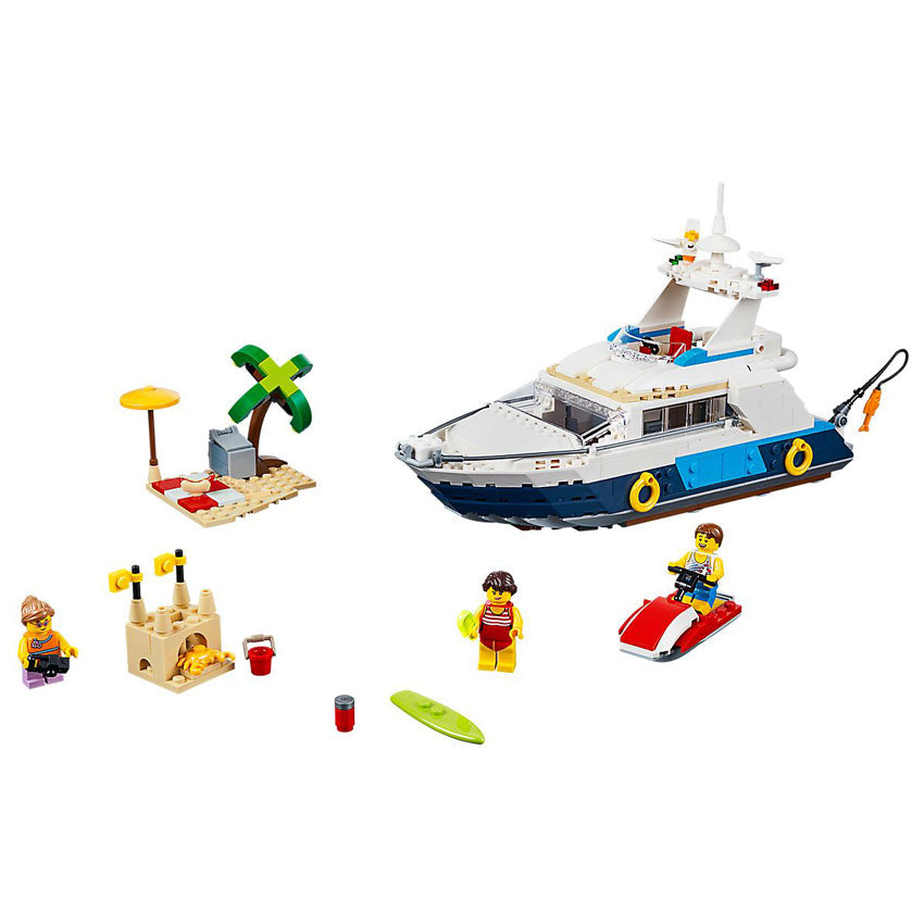Lego Cruising Adventures (31083)