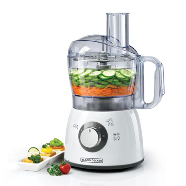 Black & Decker FX400-B5 Food Processor - Gadgitechstore.com