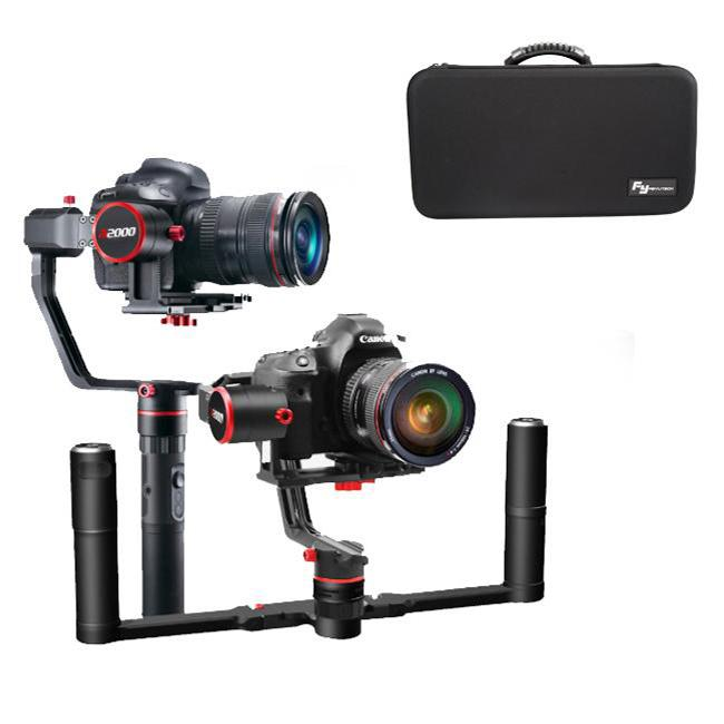 FeiyuTech a2000 3-Axis SLR Dual-handle Gimbal Kit