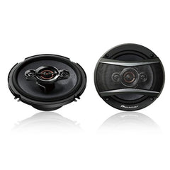 Pioneer TSA1686S - 16cm 4-way Component Speaker Package