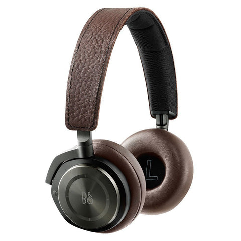 B&O PLAY by Bang & Olufsen BeoPlay H8 Noise Cancelling Wireless On Ear Headphones - Gadgitechstore.com