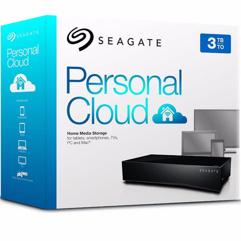 Seagate Personal Cloud Home Media Storage (1-Bay) - GadgitechStore.com Lebanon - 3