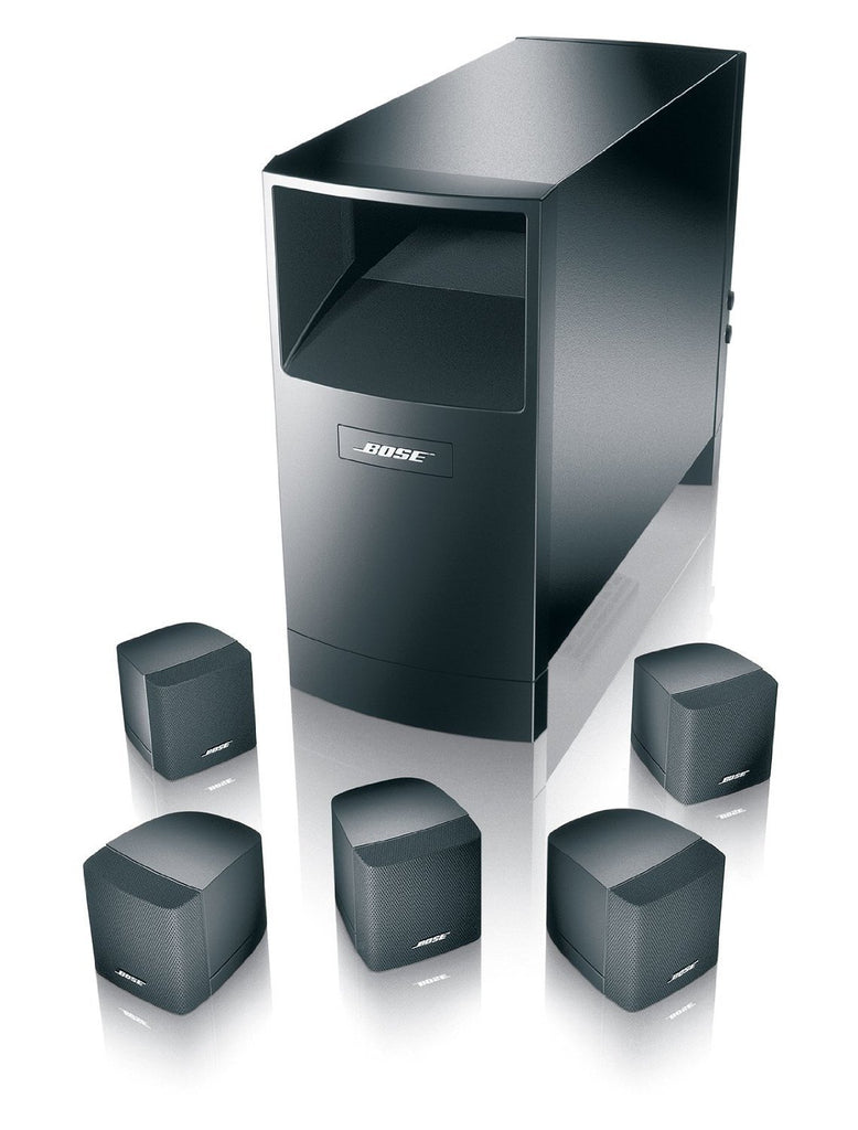 Bose acoustimass 6 series v home theater speaker system bose acoustimass 6 series v home theater speaker system gadgitechstore publicscrutiny Choice Image