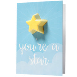 Bomb Cosmetics BLASTER Card-You're a Star