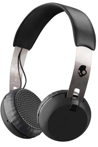 Skullcandy Grind Bluetooth Wireless On-Ear Headphones with Built-In Mic - GadgitechStore.com Lebanon - 2