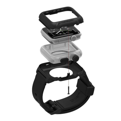 Catalyst Waterproof Case for Apple Watch 42mm - GadgitechStore.com Lebanon - 5