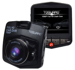 "TOGUARD Mini Car DVR Camera 2.4"" Full HD 1080P Dashcam - GadgitechStore.com Lebanon - 1"