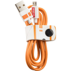 Tribe Star Wars BB-8 Cable Micro USB Line