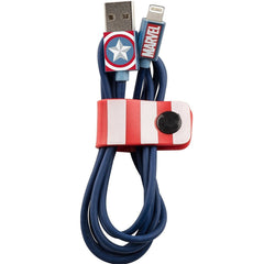 Tribe Marvel Captain America Cable Lightning Line