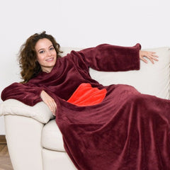 Lavatelli Kanguru Blanket with Sleeves -  Passion Deluxe - GadgitechStore.com Lebanon