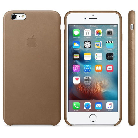 Apple iPhone 6s Plus Leather Case - GadgitechStore.com Lebanon - 6