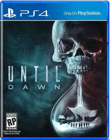 Until Dawn (PS4 Game) - GadgitechStore.com Lebanon