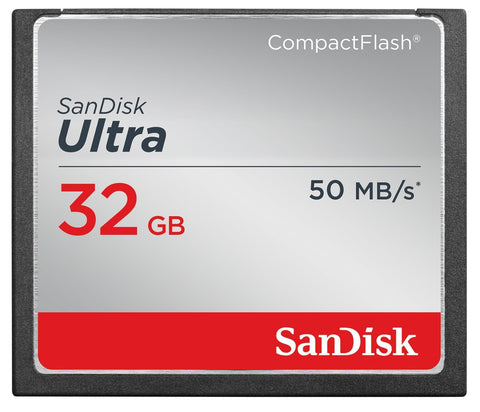 SanDisk Ultra Compact Flash UDMA7 Memory Card up to 50 MB/s - GadgitechStore.com Lebanon - 3