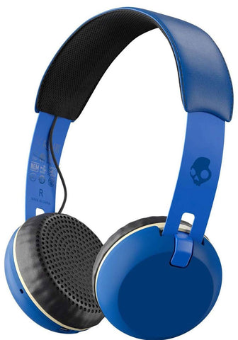 Skullcandy Grind Bluetooth Wireless On-Ear Headphones with Built-In Mic - GadgitechStore.com Lebanon - 3