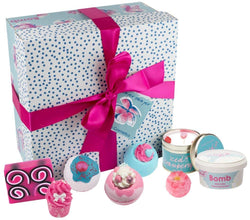 Bomb Cosmetics Gift Box -Pamper Hamper