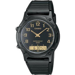 Casio Watches General  Analog/Digital AW-49H-1BVDF (CN)