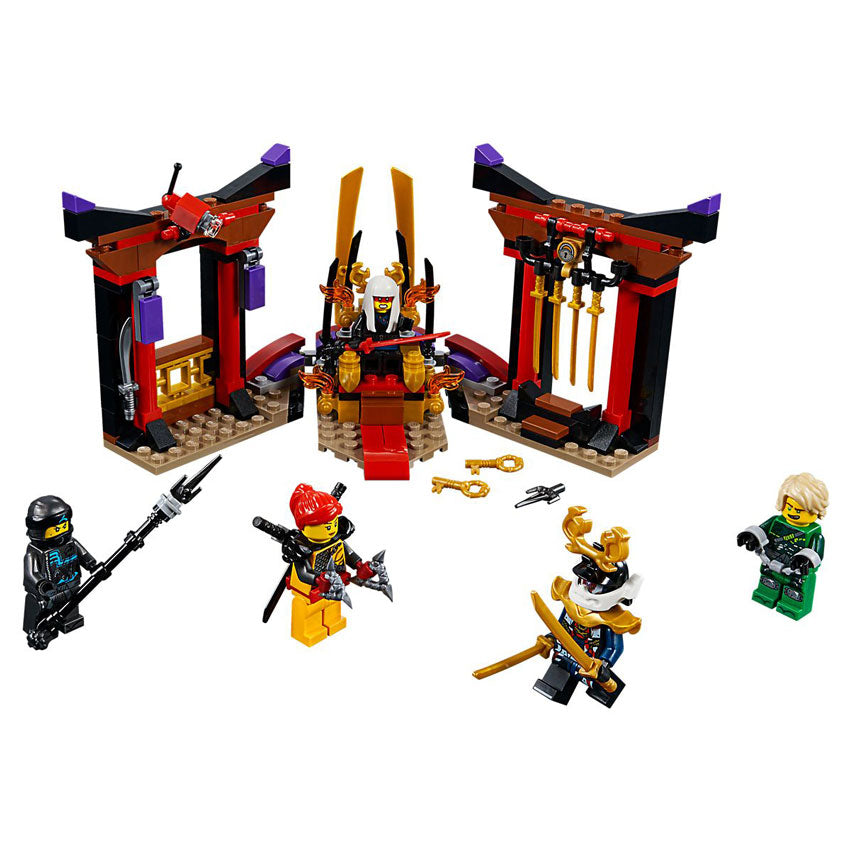 Lego Throne Room Showdown (70651)