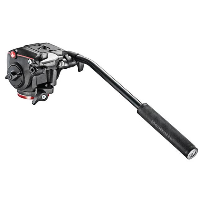 Manfrotto MHXPRO 2-Way, Pan-and-Tilt Head with 200PL-14 Quick Release
