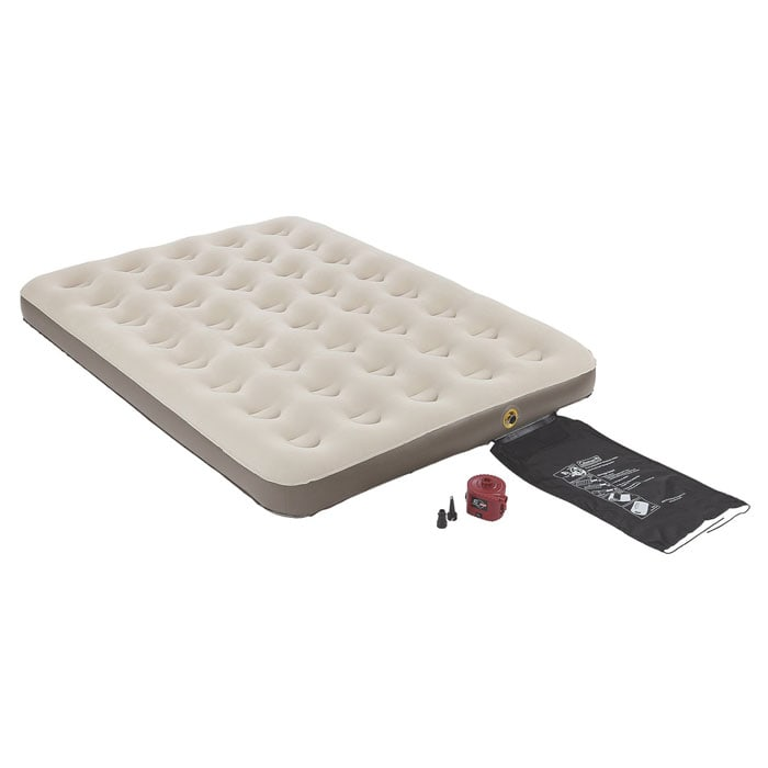 Coleman Quickbed with 4D Battery Pump