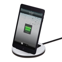 Just Mobile AluBolt Deluxe Dock for iPhone & iPad mini - Gadgitechstore.com