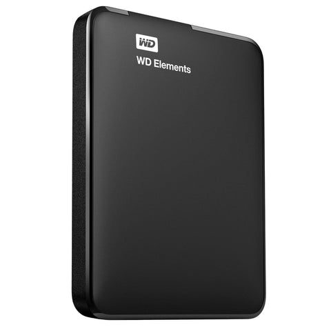 "Western Digital ELEMENTS PORTABLE 2.5"" USB 3.0 - GadgitechStore.com Lebanon - 1"