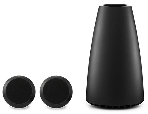 B&O PLAY by Bang & Olufsen BeoPlay S8 Subwoofer System With 2 Satelitte Speakers - Gadgitechstore.com