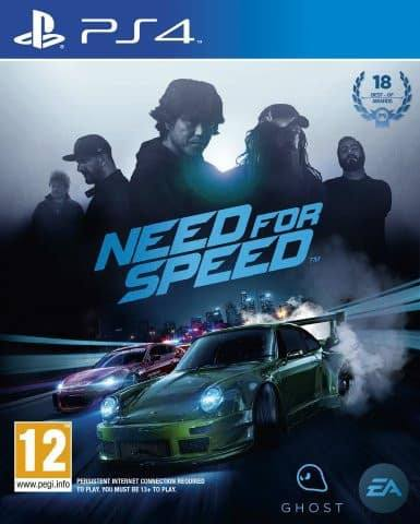 Need for Speed (PS4 Game) - GadgitechStore.com Lebanon