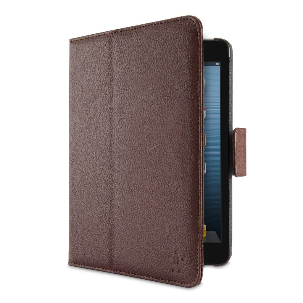 Belkin Genuine Premium Leather Tab Cover for iPad Mini - Gadgitechstore.com