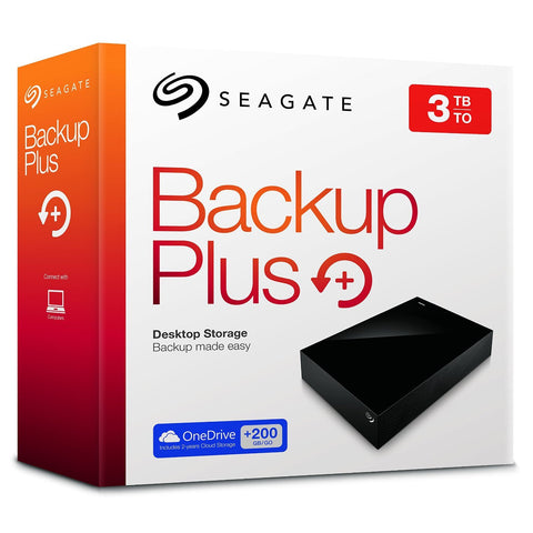 Seagate Back UP Plus 3.5'' - GadgitechStore.com Lebanon - 2