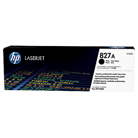 HP 827A Original LaserJet Toner Cartridge
