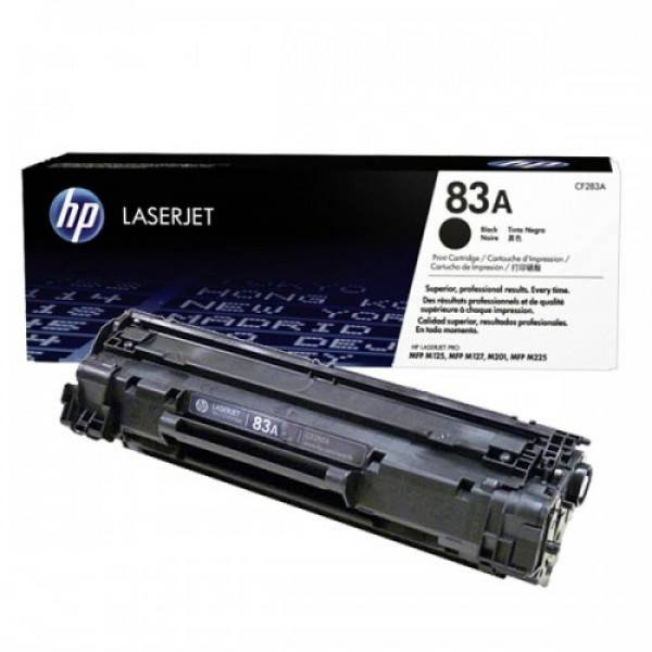 HP 83A Black Original LaserJet Toner Cartridge - Gadgitechstore.com