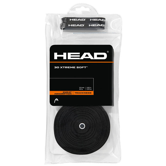 Head Tennis Xtremesoft 30 Pcs Pack Grip