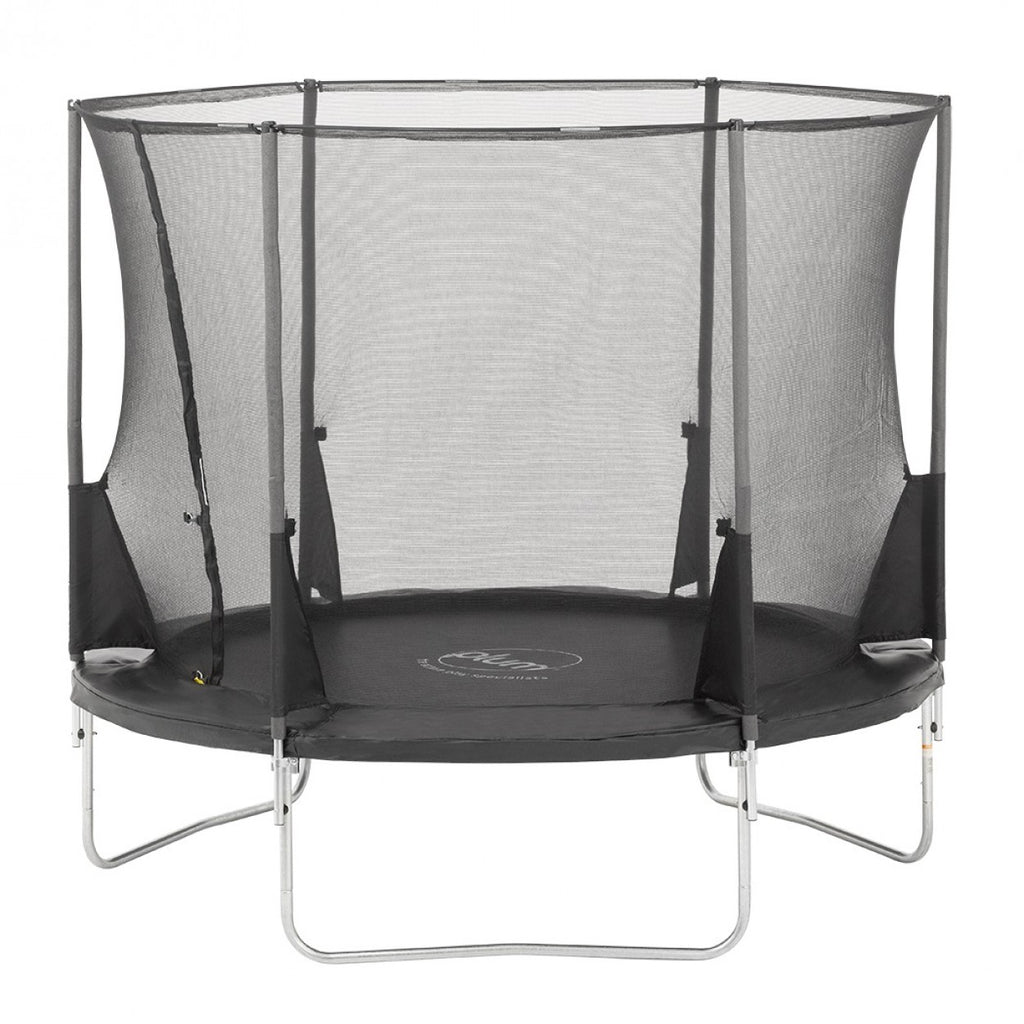 Plum 8ft Space Zone II Trampoline & Enclosure
