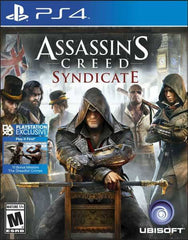 Assassin's Creed Syndicate  (PS4 Game) - Gadgitechstore.com