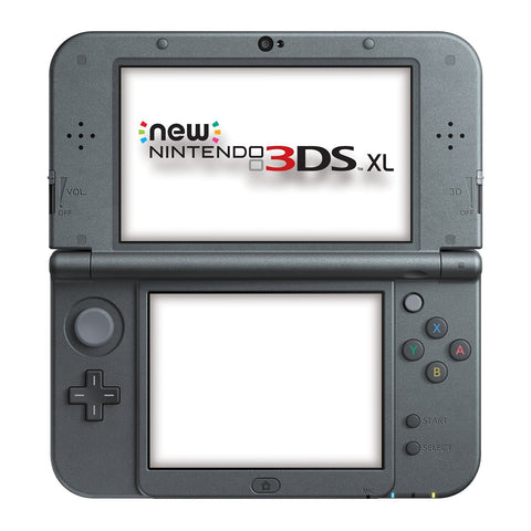 NINTENDO 3DS XL Handheld Console + 2 Games + AC Charger - Gadgitechstore.com