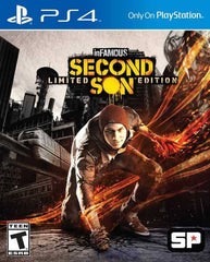Infamous Second Son (PS4 Game) - GadgitechStore.com Lebanon
