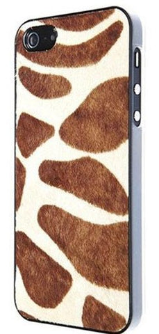 Benjamins Hairy Leather Case For iPhone 5/SE - GadgitechStore.com Lebanon - 1