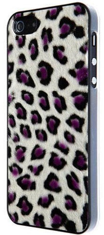 Benjamins Leopard Eco Leather case For iPhone 5/SE - GadgitechStore.com Lebanon - 3
