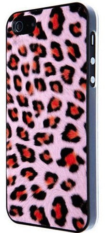 Benjamins Leopard Eco Leather case For iPhone 5/SE - GadgitechStore.com Lebanon - 2