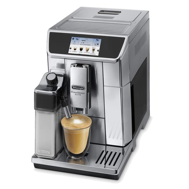 De'Longhi DKE-ECAM65075MS PrimaDonna Elite Coffee Maker