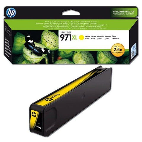 HP 971XL High Yield Original Ink Cartridge