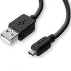 Belkin CHARGE/SYNC CABLE * USB-A/MICRO-B; 1.8 Meters - Gadgitechstore.com