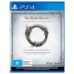 Elder Scrolls Online (PS4 Game)