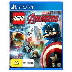 The LEGO Avengers (PS4 Game) - Gadgitechstore.com