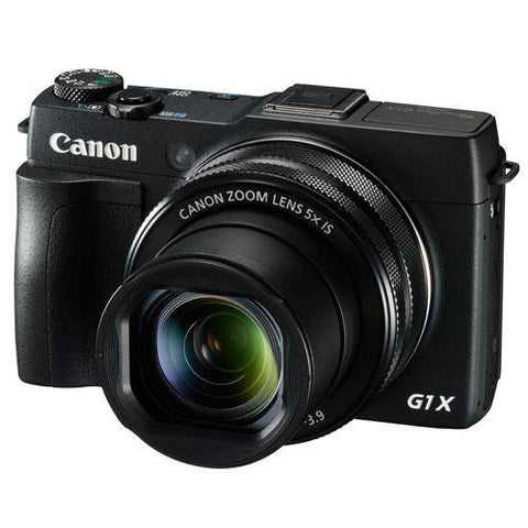Canon PowerShot G1 X Mark II Digital Camera - GadgitechStore.com Lebanon - 5