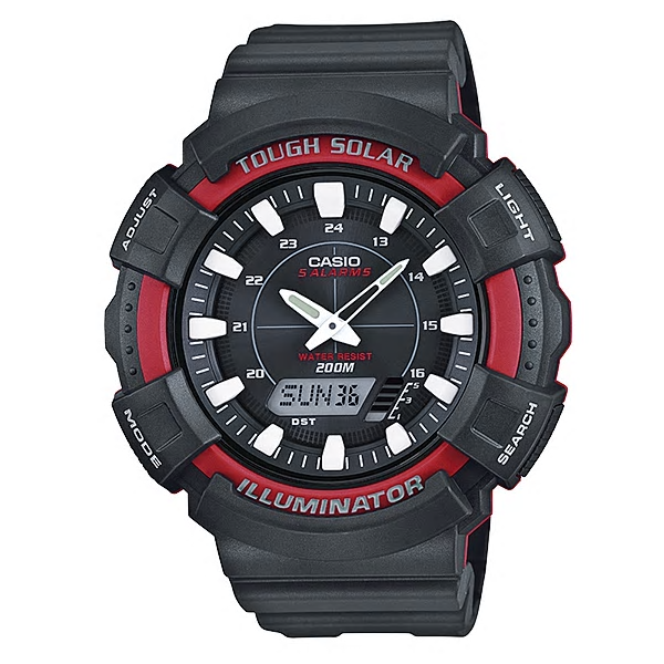 Casio Watches General Analog AD-S800WH-4AVDF (CN)