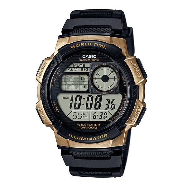 Casio Watches General Digital AE-1000W-1A3VDF (TH)